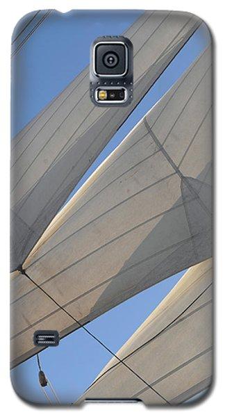 Three Sails Galaxy S5 Case