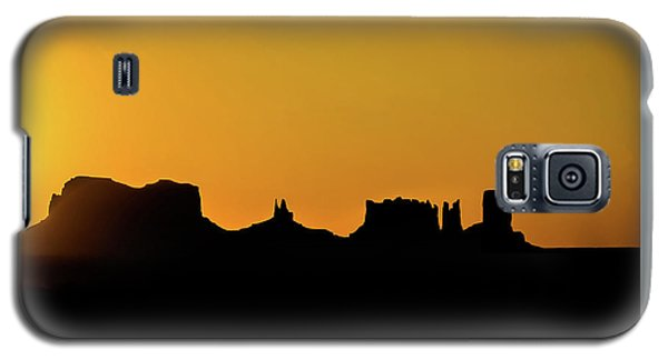 Three Sisters Backlight Galaxy S5 Case