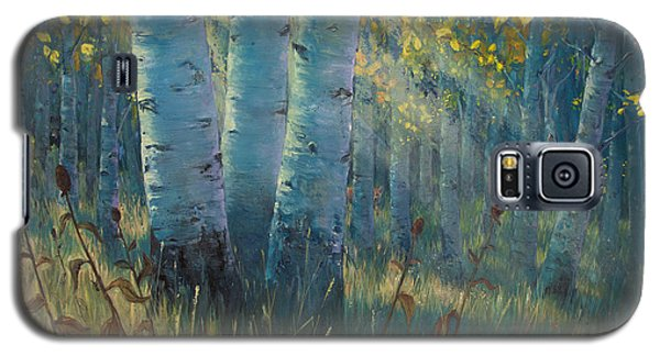 Three Sisters - Spirit Of The Forest Galaxy S5 Case