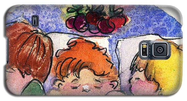 Three Sugar Plum Dreamers Galaxy S5 Case