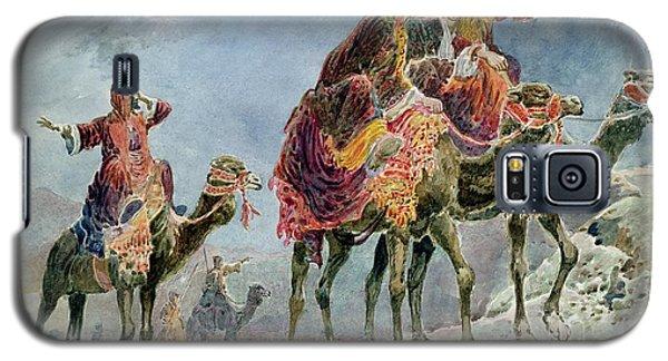 Three Wise Men Galaxy S5 Case by Sydney Goodwin