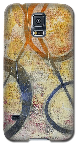 Three Worlds I Galaxy S5 Case