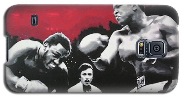 Thrilla In Manila Galaxy S5 Case