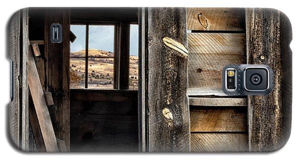Through Cabin Window Galaxy S5 Case