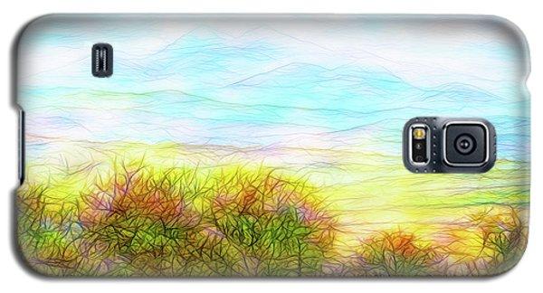 Through Mountain Mists Galaxy S5 Case by Joel Bruce Wallach