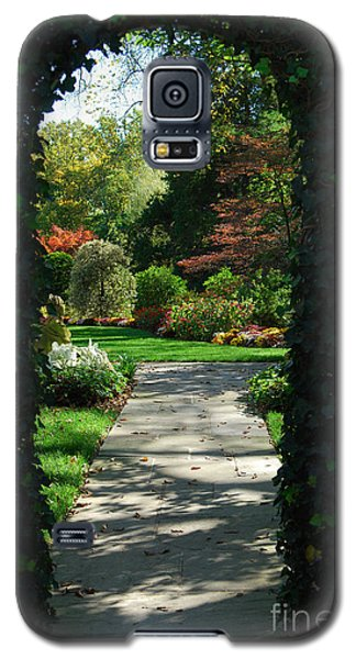 Through The Archway Galaxy S5 Case
