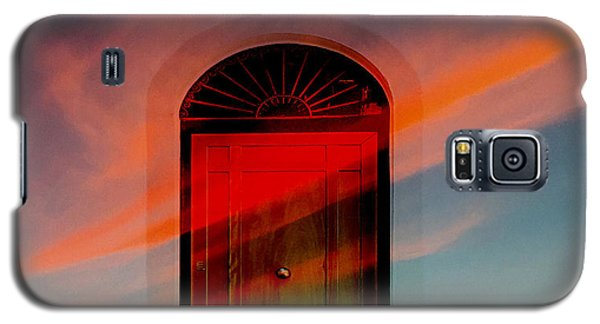 Through The Door Galaxy S5 Case