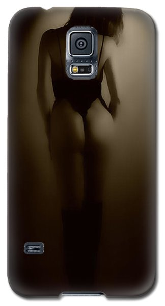 Through The Keyhole Galaxy S5 Case by Donna Blackhall