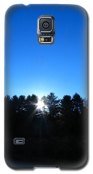 Through The Trees Brightly Galaxy S5 Case