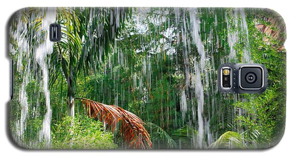 Through The Waterfall Galaxy S5 Case