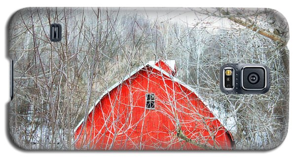 Galaxy S5 Case featuring the photograph Through The Woods by Julie Hamilton