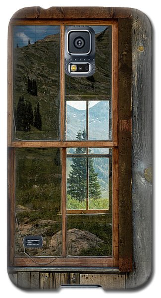 Through Yonder Window Galaxy S5 Case