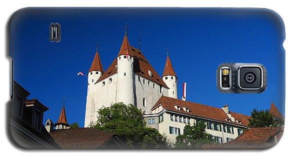 Thun Castle Galaxy S5 Case by Ernst Dittmar