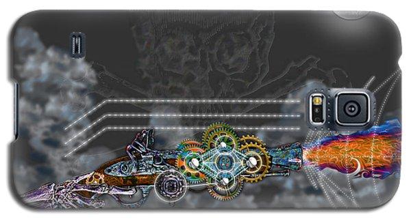 Thunder Gun Of The Dead Galaxy S5 Case by Iowan Stone-Flowers