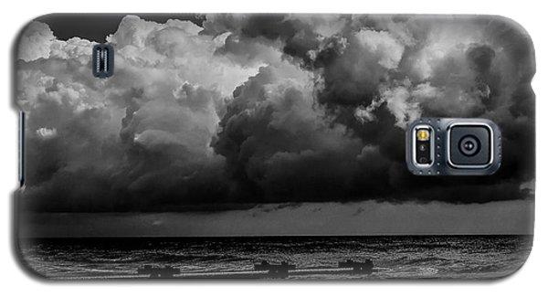 Thunder Head By The Sea Galaxy S5 Case