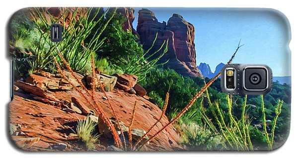 Thunder Mountain 07-006 Galaxy S5 Case