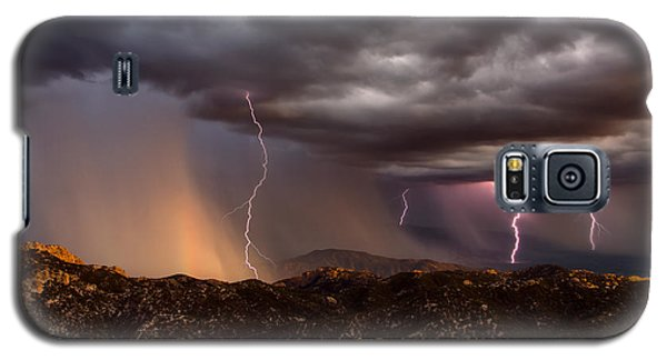 Thunder Mountain Galaxy S5 Case