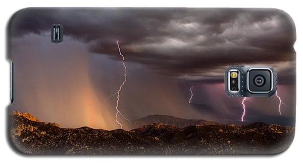 Thunder Mountain Galaxy S5 Case