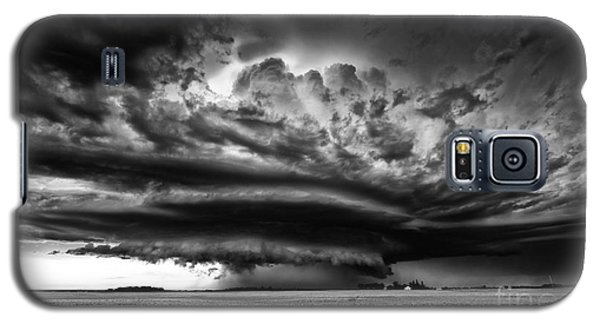 Thunder On The Prairies Galaxy S5 Case