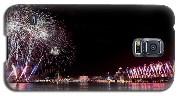 Thunder Over Louisville Galaxy S5 Case