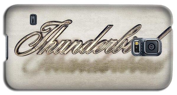 Thunderbird Badge Galaxy S5 Case