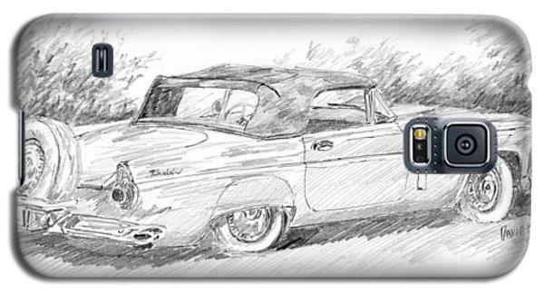 Thunderbird Sketch Galaxy S5 Case