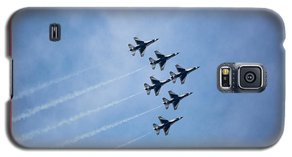 Thunderbirds Galaxy S5 Case