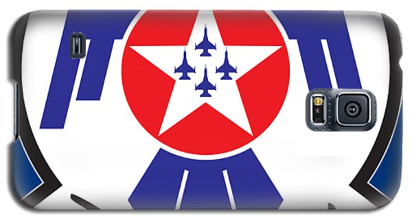 Thunderbirds Logo Galaxy S5 Case