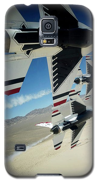 Thunderbirds Photo Galaxy S5 Case