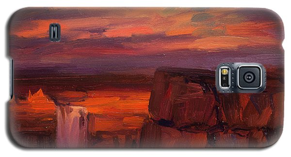Thundercloud Over The Palouse Galaxy S5 Case