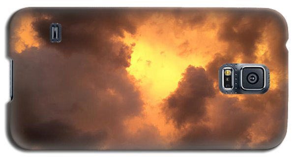 Thunderous Sunset Galaxy S5 Case