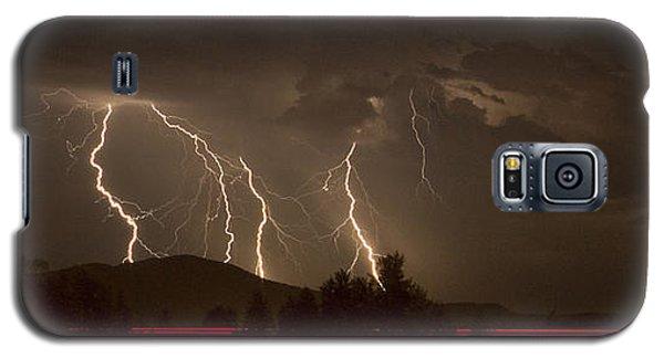 Thunderstorm IIi Galaxy S5 Case