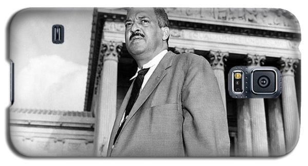 Washington D.c Galaxy S5 Case - Thurgood Marshall by Granger