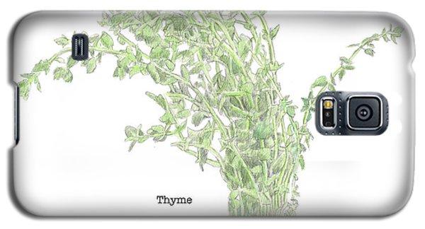 Thyme Galaxy S5 Case