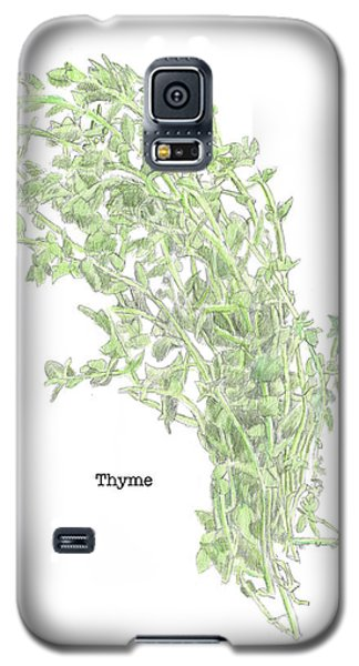 Thyme Galaxy S5 Case