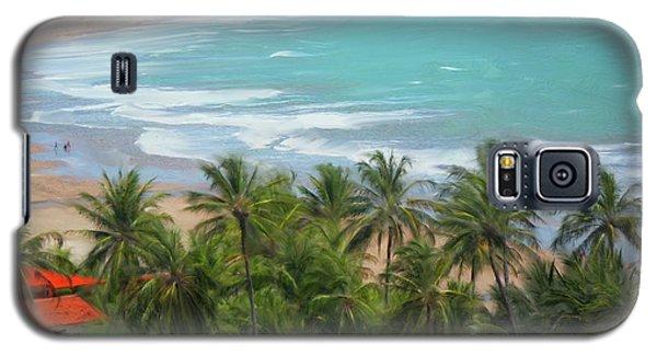 Tiabia, Brazil Beach Galaxy S5 Case