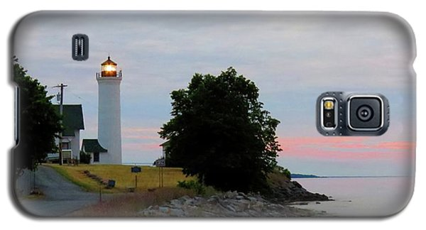 Tibbetts Point Light Sunset Galaxy S5 Case