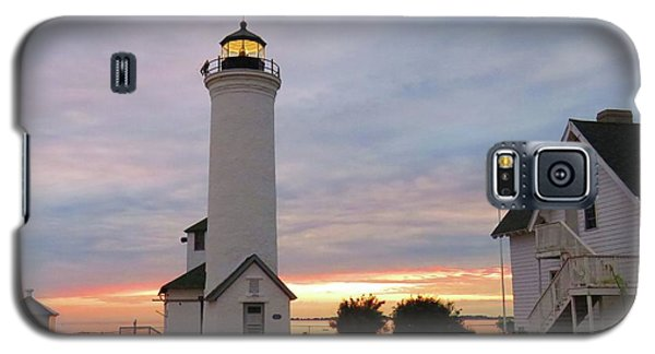 Tibbetts Point Lighthouse, July Sunset Galaxy S5 Case