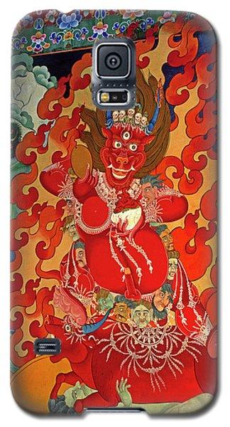 Tibet_190-12 Galaxy S5 Case