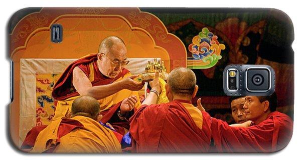 Tibetan_d124 Galaxy S5 Case