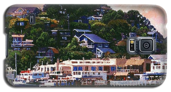 Tiburon California Waterfront Galaxy S5 Case