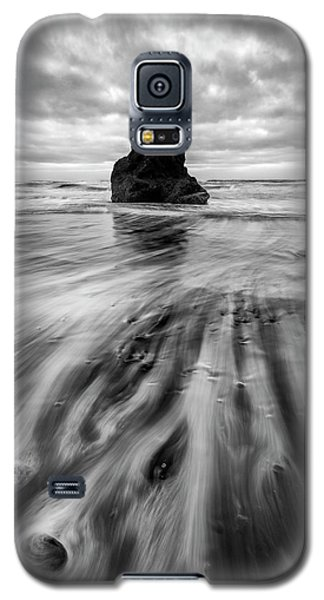 Galaxy S5 Case featuring the photograph Tidal Dance by Mike Lang
