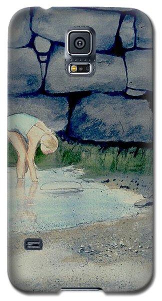 Tidal Pool Treasures Galaxy S5 Case