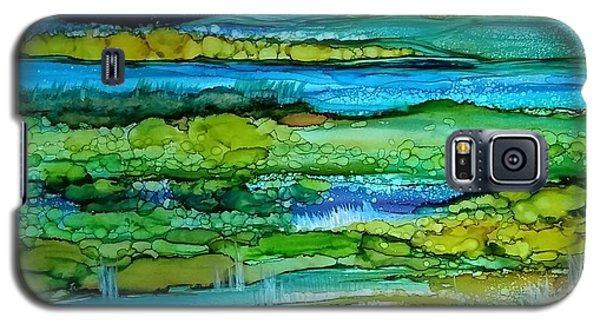Tidal Pools Galaxy S5 Case