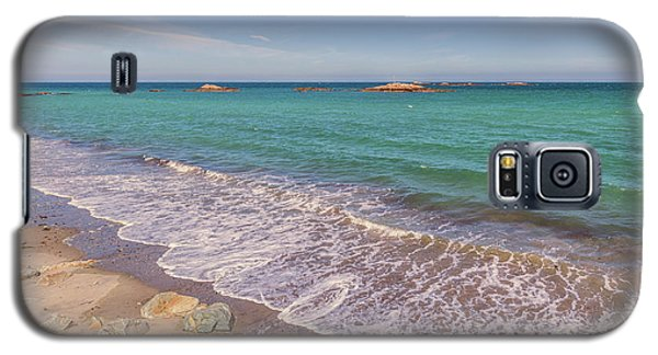 Tide Change At Minot Beach In Scituate Massachusetts Galaxy S5 Case