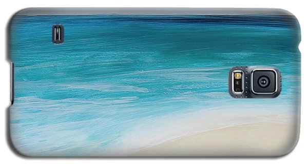 tide Coming In Galaxy S5 Case