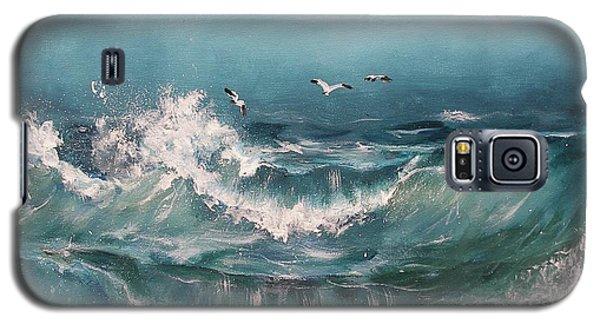 Tide Galaxy S5 Case