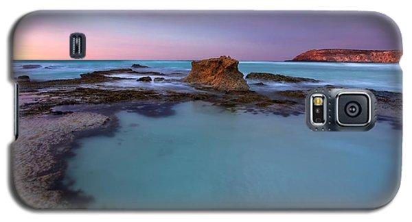 Tidepool Dawn Galaxy S5 Case by Mike  Dawson