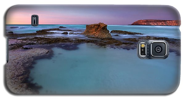 Tidepool Dawn Galaxy S5 Case