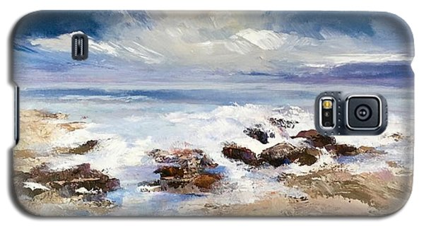Tidepool Galaxy S5 Case by Helen Harris